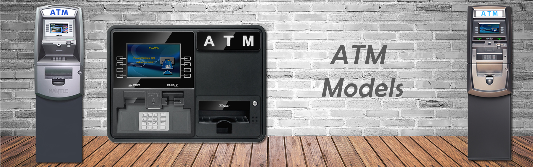 Genmega 2500 ATMs available from Funds Access Inc.