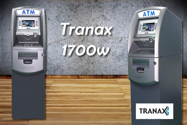 Hantle Tranax 1700w ATM machine